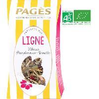 Infusion Infusion Ligne - Hibiscus. Pamplemousse. Groseille - Vrac - Bio