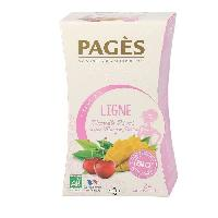 Infusion Infusion ligne mangue cerise - Pages
