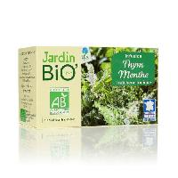 Infusion Infusion thym menthe bio - 30g
