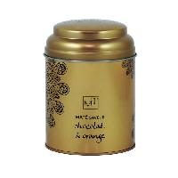 Infusion MAISON TAILLEFER Infusion Mate Chocolat Orange Boite Metal 100g Mt