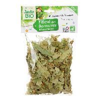 Infusion Tilleul inflorescences bio - 25 g