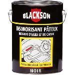 Insonorisant pateux noir Pot 1kg Blackson