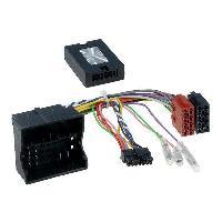 Installation Autoradio Interface commande au volant pour Audi A1 ap09