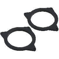 Installation Haut-parleurs Caissons 2 Adaptateurs HP compatible avec Corolla Toyota 165mm AVAR Bois MDF impregnes - ADN-ENB