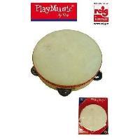 Instrument - Percussion CLAUDIO REIG Tambourin 21cm. blister