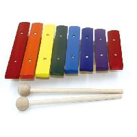 Instrument - Percussion Xylophone 8 notes