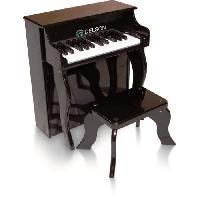 Instrument - Piano - Clavier Piano droit enfant noir delson 25 touches