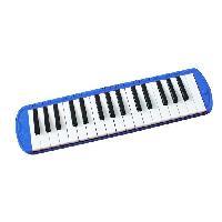 Instrument A Vent Mélodica 32 touches Bleu