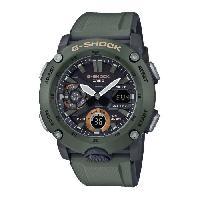Instrument De Mesure CASIO G-Shock Montre GA-2000-3AER résistance aux chocs. chrono. compte a rebours. calendrier auto