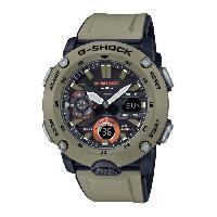 Instrument De Mesure CASIO G-Shock Montre GA-2000-5AER résistance aux chocs. chrono. compte a rebours. calendrier auto