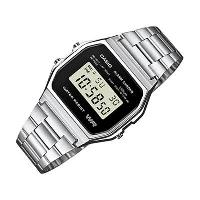Instrument De Mesure CASIO Montre Quartz A158WEA1EF Mixte