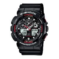 Instrument De Mesure CASIO Montre Quartz G-shock GA-100-1A4ER Homme