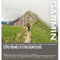 Instrument De Mesure GARMIN Carte Topo France V5 Montagne Pro