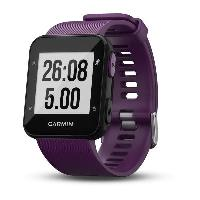 Instrument De Mesure GARMIN Forerunner 30 Montre GPS de course connectée avec cardio - Violet