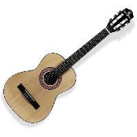 Instruments De Musique DELSON Guitare classique ANDALUCIA 1/4 - Rose
