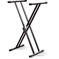 Instruments De Musique DELSON KS-20 Stand clavier double