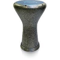 Instruments De Musique Darbouka égyptienne silver