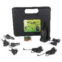 Intercom - Kit Communication 2x Talkie Walkie FREECOMM 700 PMR446 + malette