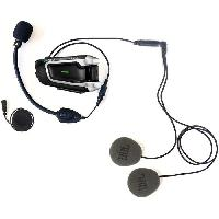 Intercom - Kit Communication CARDO Intercom moto - Scala Rider - Packtalk Bold Duo JBL