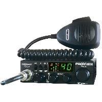 Intercom - Kit Communication Poste Radio CB HENRY ASC 1224V ASC 40CX AMFM MULTI-NORMES