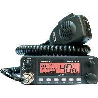 Intercom - Kit Communication Poste Radio CB Harry 3 ASC - 40 cannaux AM FM - Multinormes