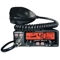 Intercom - Kit Communication Poste radio CB Barry ASC - 40 cannaux AM FM - Multinormes