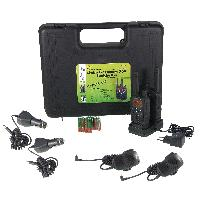 Intercom - Kit Communication Talkie-Walkie President TXMS770 Freecomm 700 PMR446