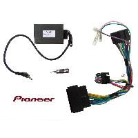Interface Pioneer CA-R-FOR.962AE commande au volant pour Ford CAN-Bus + FM