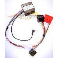 Interface Pioneer CA-R-PI.031 commande au volant compatible avec Citroen Fiat Peugeot