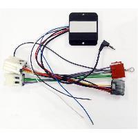 Interface Pioneer CA-R-PI.144 commande au volant compatible avec Nissan - Connecteurs blancs 10 et 6 broches