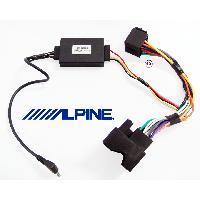 Interface commande au volant pour BMW Mini 98-05 Fakra Alpine