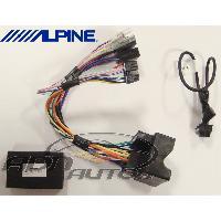 Interface commande au volant pour Ford Mondeo Focus CAN-Bus Alpine