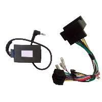 Interface commande au volant pour Seat Skoda VW + FM Pioneer