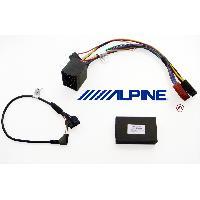 Interface commande volant BM3A compatible avec BMW Mini equivalent APF-S101BM