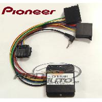 Interface commande volant DC1 compatible avec Dacia Duster Logan Sandero equivalent CA-R-PI.181