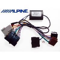 Interface commande volant FO01 compatible avec Ford equivalent APF-S101FO