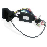 Interface commande volant OP2 compatible avec Opel equivalent Pioneer