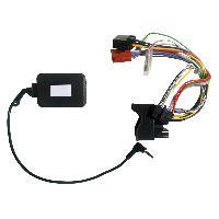 Interface commande volant VW2 compatible avec Seat Fakra equivalent Pioneer