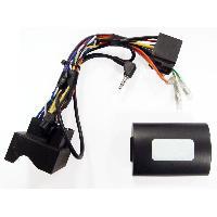 Interface commande volant VW2 compatible avec Seat Skoda VW equivalent APF-S100VW