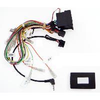 Interface commande volant compatible avec Alfa Romeo 159 Brera Spider equivalent APF-S102AR