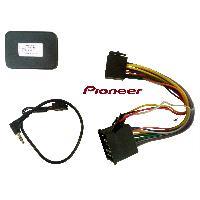 Interface commande volant compatible avec BMW Series 3 5 7 X5 equivalent CA-R-PI.021