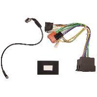 Interface commande volant compatible avec Fiat 500 equivalent CTSFA004