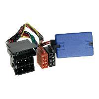 Interface commande volant compatible avec Kia Ceed 07-10 equivalent CTSKI001