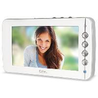 Interphone - Visiophone EXTEL Moniteur supplémentaire 7 pouces pour visiophone Livia