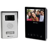 Interphone - Visiophone Interphone videa filaire - Moniteur 4.3
