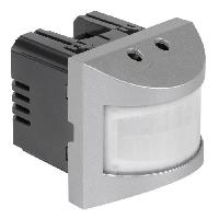 Interrupteur DEBFLEX CASUAL Meca Interrupteur automatique silver