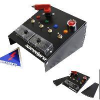 Interrupteurs Console de Demarrage - 4 Interrupteur Generique