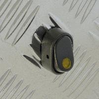 Interrupteurs Interrupteur -LE 12V 30A LED jaune