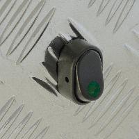 Interrupteurs Interrupteur -LE 12V 30A LED vert