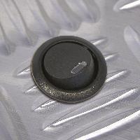 Interrupteurs Interrupteur -OnOff- Noir - 12V 20A